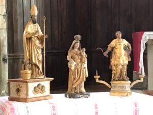 Amance - Fête de St Jean Baptiste 2017