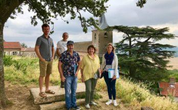 Villes et villages Fleuris - Passage du Jury 2018