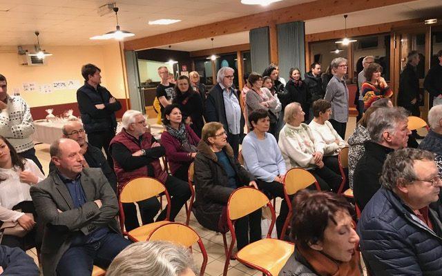 AMANCE - Voeux 2019 de la municipalité