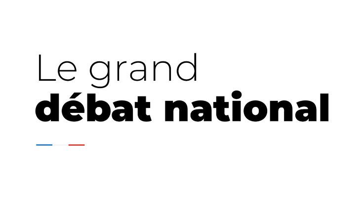 Le Grand Débat national