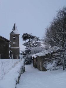 l'église-sous-la-neige