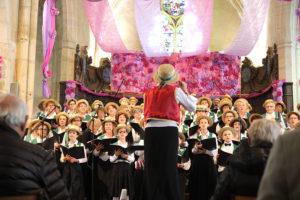 Concert chorale La Mandolaine 2017