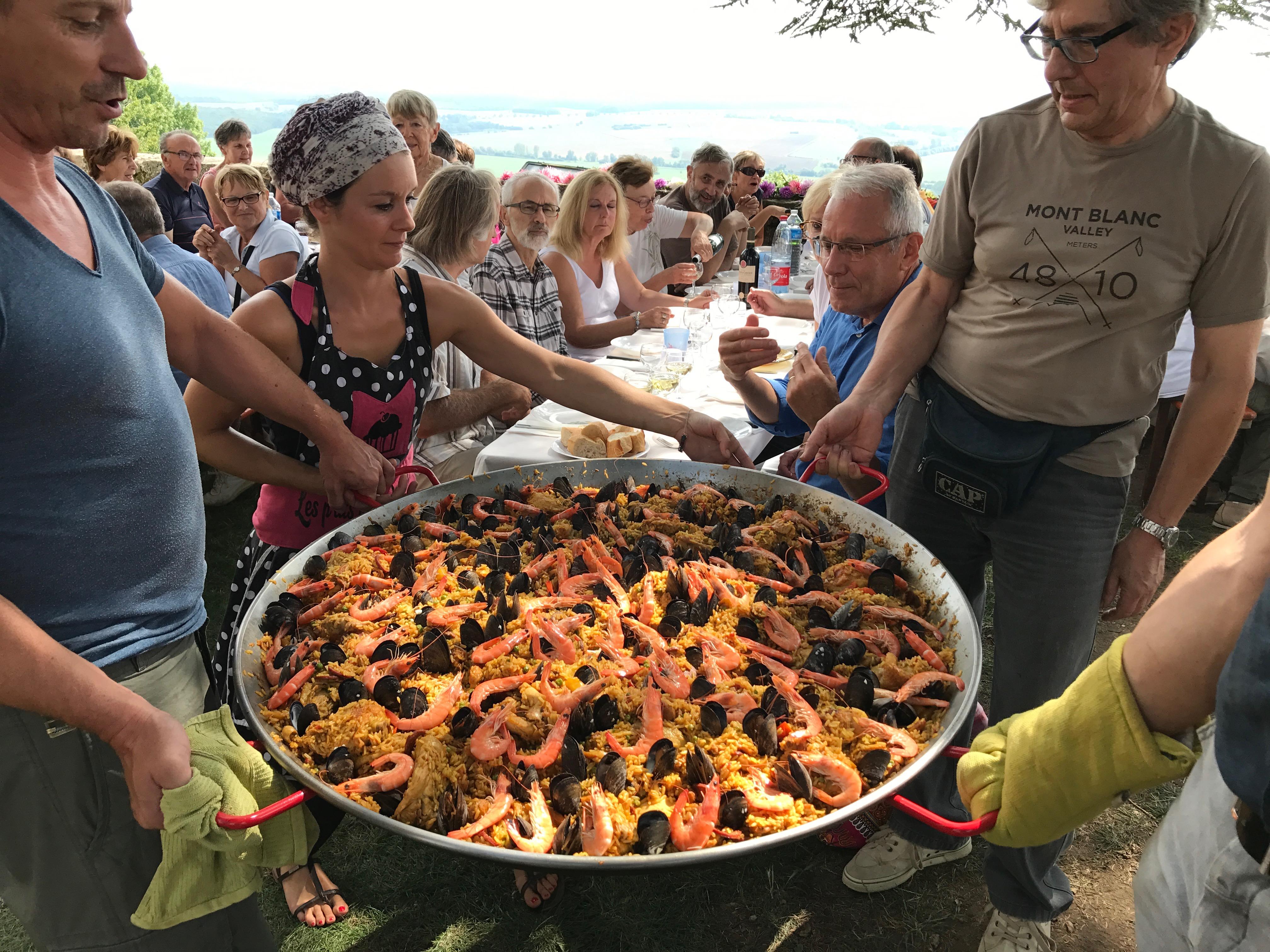 Banquet Association des Amis du Lavoir d'Amance 2017