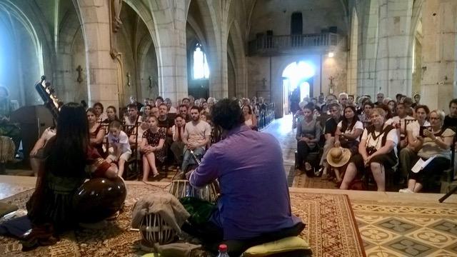 Concert Musique Indienne - Amance