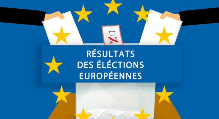 Résultats des Élections Européennes - Amance 54