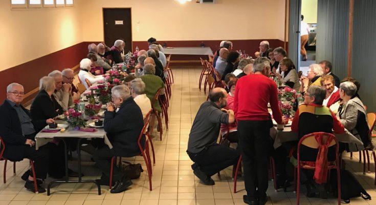 Repas des anciens 2019 - Amance (54)