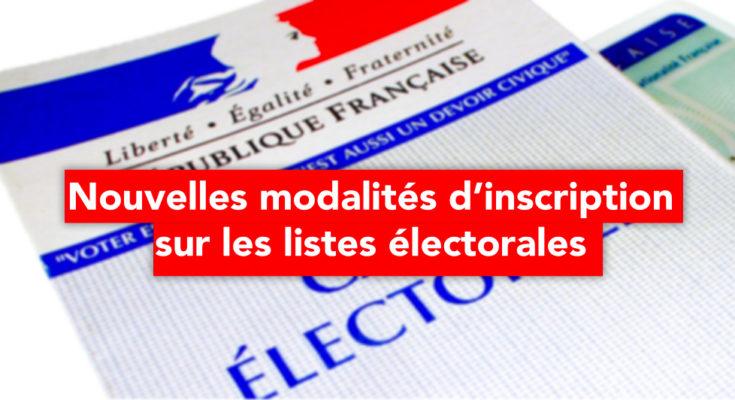 Amance - inscription listes électorales