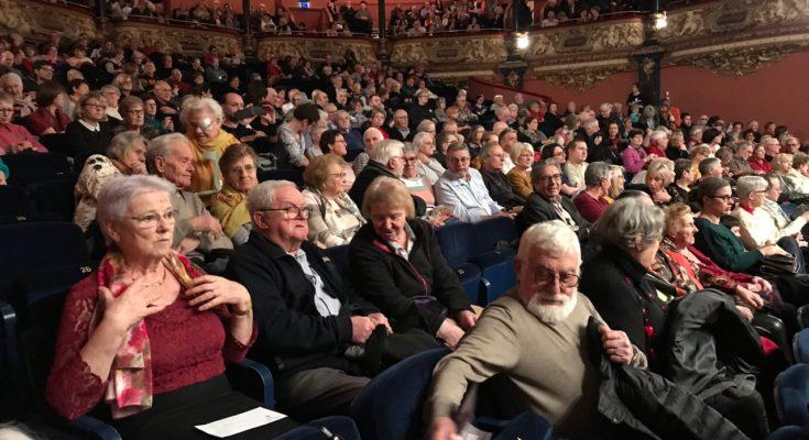 Amance - concert des Aînés à la salle Poirel - 12 janvier 20