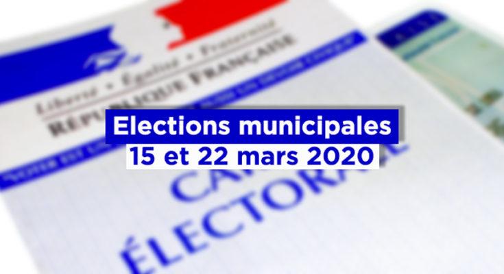 Elections Municipales Amance (54) - Mesures Covid-19