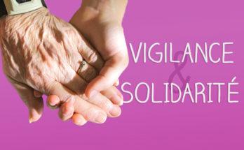 Vigilance et solidarité à Amance (54)