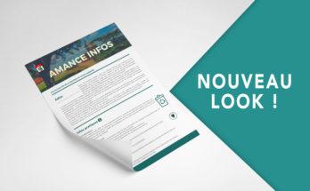 Nouveau look - Amance Info