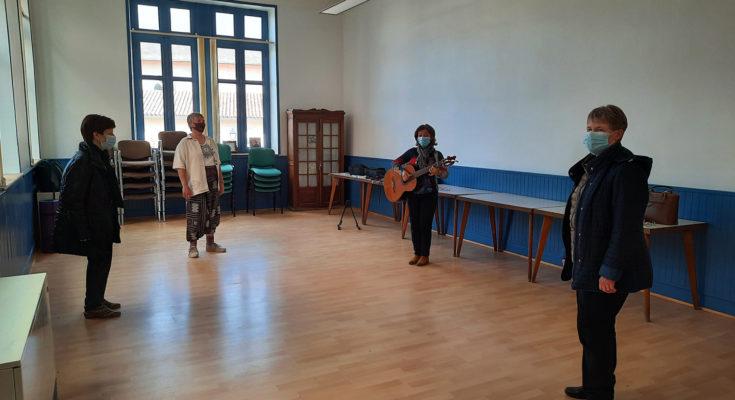 Amance - Atelier Corps en Chansons - Isabelle DIDION