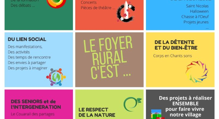 Foyer Rural - programme 2021-2022